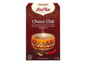 BIO Čaj Choco Chili 17x2,4g