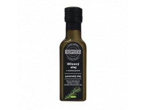 Extra panenský Olivovy olej s rozmarýnem 100ml