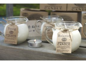 Sojová masážní svíčka - Relaxační