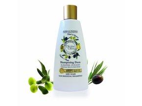 Výživný šampon Oliva 250ml