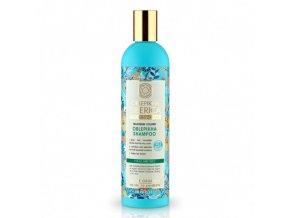 Rakytníkový šampón pro všechny typy vlasů Maximální objem 400ml