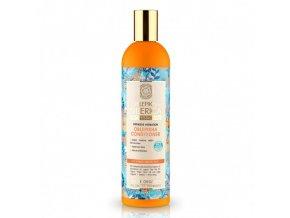 Rakytníkový balzám pro normální a suché vlasy-Intenzivní hydratace 400ml