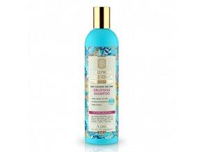 Rakytníkový šampón pro normální a mastné vlasy-Hloubkové očištění a péče 400ml