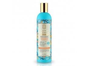 Rakytníkový šampón pro normální a suché vlasy Intenzivní hydratace 400ml