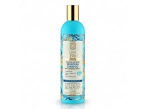 Rakytníkový šampón pro poškozené vlasy Výživa a revitalizace 400ml