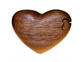 Tajná schránka z Bali - Jedno srdce