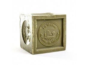 Tradiční mýdla z Marseille - Olivová kostka 300g