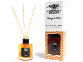 Reed difuzér - Pomeranč a Meloun 120ml