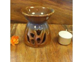 Aroma lampa Tulipán – Jantarová barva