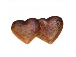 Tajná schránka z Bali - Dvojté srdce