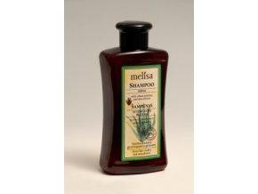 """MELICA Šampón na vlasy """"Lesk"""" s pšeničnými proteiny a extraktem aloe 300ml"""