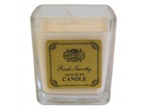 Bamboo sojová vonná svíčka - Jemná broskev