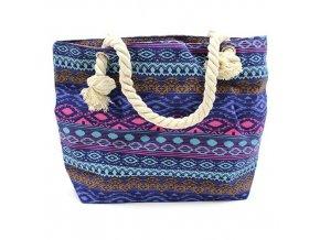 Plážová taška -  Bali blues