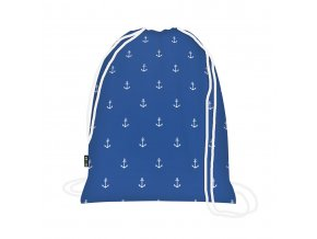 Batoh Retro Anchors Eco Backpack - MAUR.cz