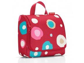 Kosmetická taška Toiletbag funky dots 2