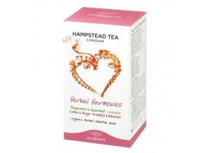 BIO selekce bylinných a ovocných čajů 20ks
