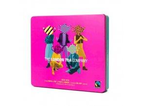 Fairtrade velka darkova sada mix sáčkových caju 72 ks 9 prichuti zavrena kazeta