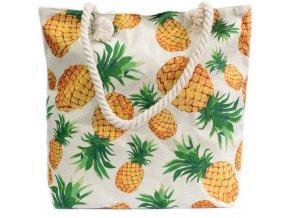 Plážová taška -  Ananas
