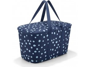 coolerbag spots navy reisenthel