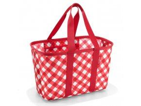 Skládací košík Mini maxi basket square red