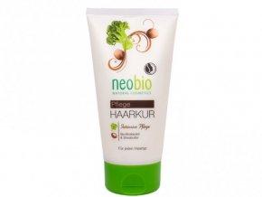Intenzivní kúra na vlasy Bio Brokolicový olej & Karite máslo 150 ml