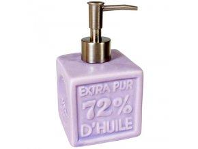 Dávkovač na mýdlo - levandule