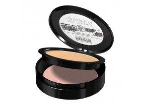 Pudrový Make-up 2v1 03 - MED 10 g MAUR.cz