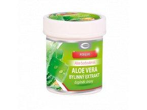 Aloe vera bylinný extrakt 60 ks