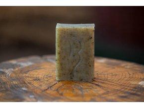 Přírodní bylinkové mýdlo s rozmarýnem 100g