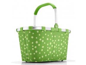 carrybag spots green reisenthel bk5039