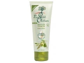 Hydratační Sprchové Máslo - Olivový olej, 200g