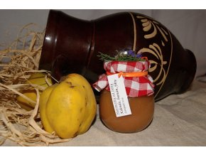 Marmeláda Kdoule s jahodou 220 ml