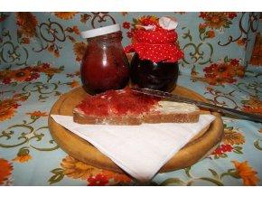 Jahodová marmeláda Marmošky od Jožky