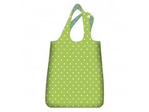 Nákupní taška Quick Shopper Dots Green