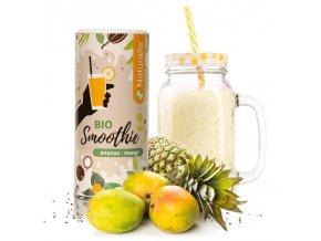 smoothie naturalis ananas a mango bio 180g