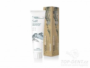 BIO slaná zubní pasta na citlivé zuby, 100ml