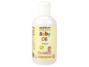BIO Dětský tělový olej 250ml