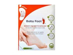 Baby foot Japonská domácí pedikúra