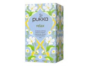 Pukka Ajurvédský čaj Relax Tea 20 x 1,9g