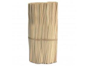 Náhradní bambusové tyčinky do difuzéru 500ks přírodní