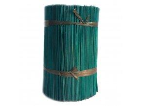 Náhradní bambusové tyčinky zelené do difuzéru 500ks