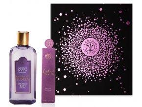 erbario toscano darkova sada dary toskanska sprchovy gel 125ml parfem 7 5ml
