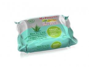 Ma Provence BIO přírodní mýdlo s Aloe Vera, 75g