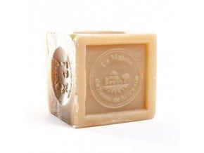 Tradiční mýdla z Marseille - Palmová kostka 300g