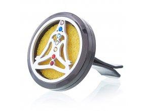 Aroma difuzér do auta - Yoga