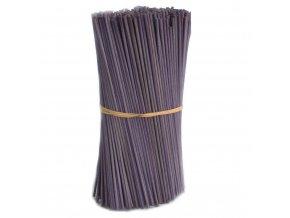 Náhradní bambusové tyčinky Purpurové do difuzéru 500ks
