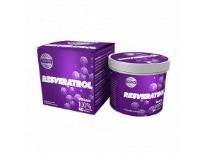 Resveratrol bylinný extrakt 60 tob.