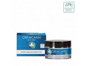 Cremcann Q10 pleťový krém pro muže 50 ml