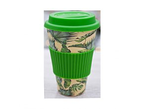 Eco Bamboo Termohrnek Tropical 450ml
