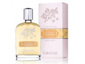 Dámská přírodní toaletní voda - Florascent Jasmine Aqua Floralis 30 ml